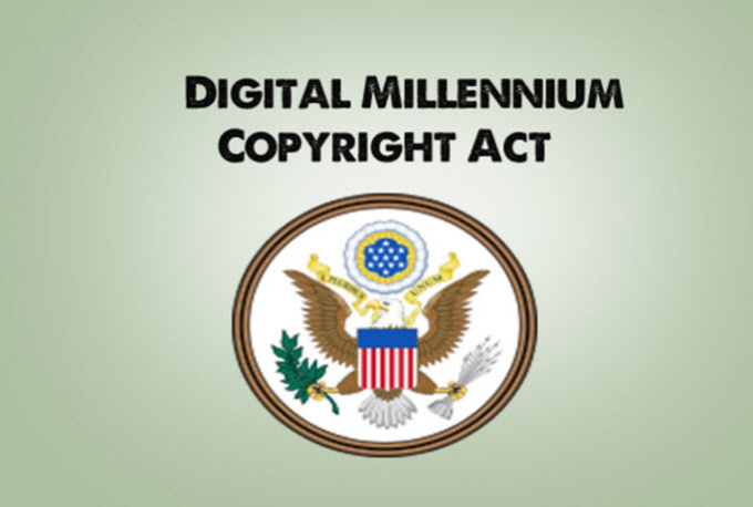 write DMCA to remove content from infringing website