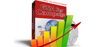 GSA Search Engine Ranker Campaign  10,000 Links