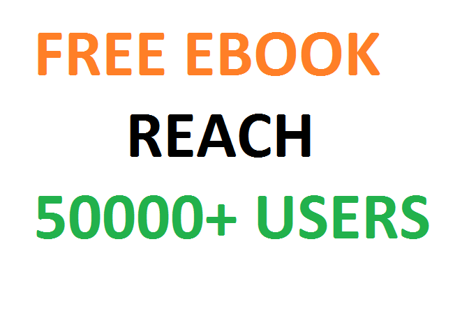 Promote your free Kindle ebook offer to 50000+ US Readers