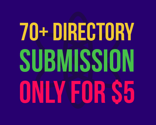 70+ Directory Submission