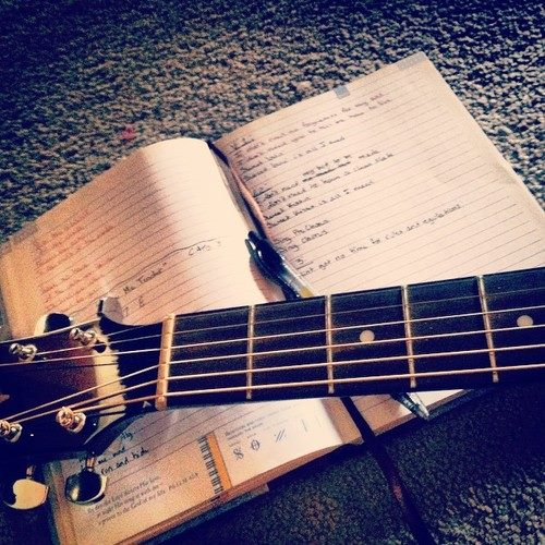 Songwriting and A Demo