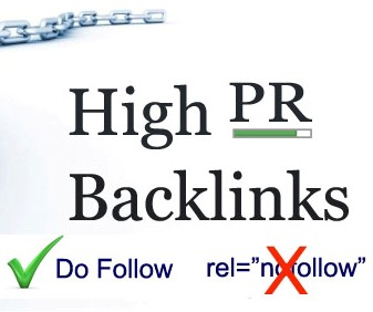 70 High Page Rank Do Follow Profile Backlinks