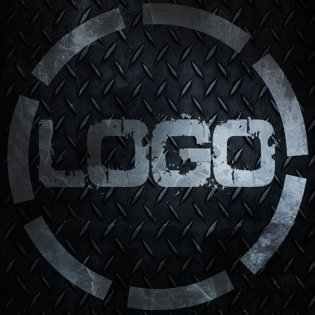 LOGO for social media, business, gaming, or commercial use!