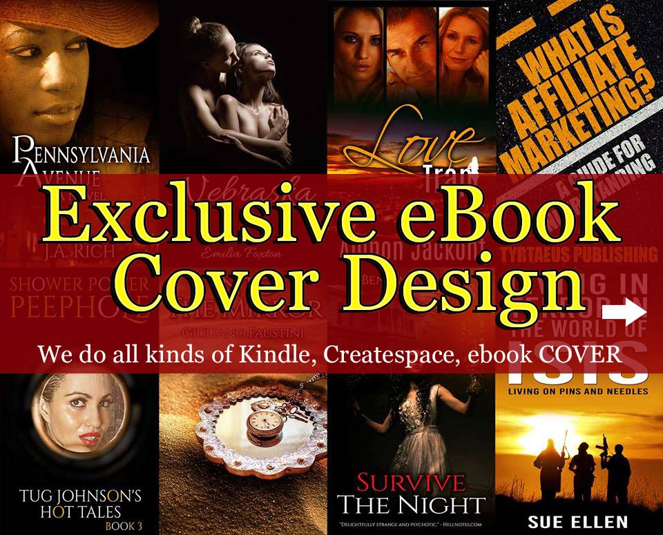 I will design an exclusive kindle, eBook, CREATESPACE Cover