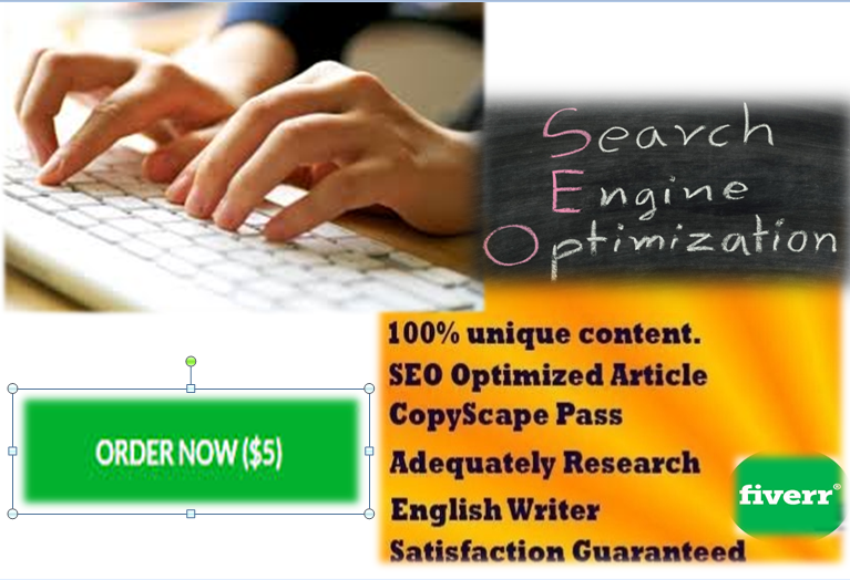 I will ghostwrite unique SEO friendly article of 500 words