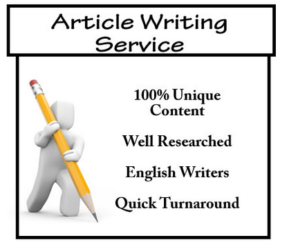 I will write prefect 500 to 800 words article on any niche
