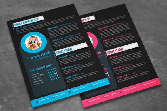 I will design RESUME