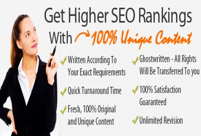 400 to 500 words Articles with SEO optimized
