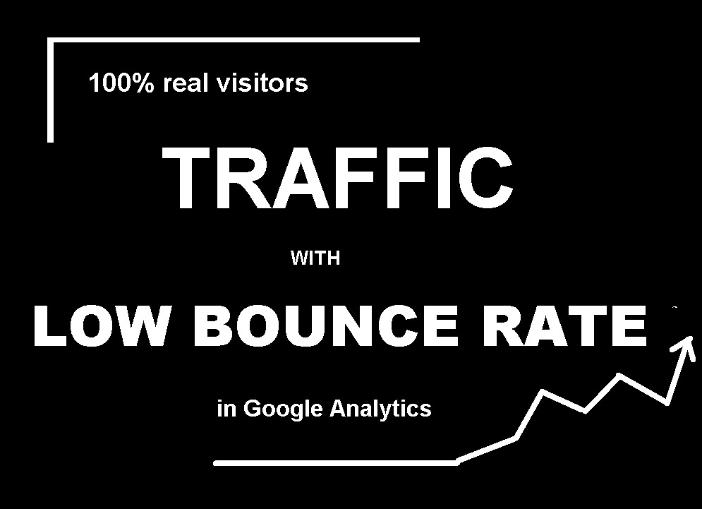 drive low Bounce Rate  targeted ORGANIC  TRAFFIC to any link  etsy shopify amazon ebay store shop product   EXTRAS