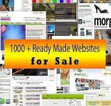 1000+ Ready Made Websites & Php Scripts Package,  Resell Rights