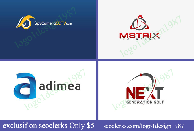 I will do Professional and Creative Logo Design