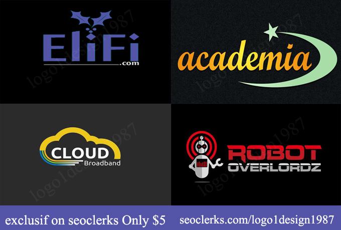 I will do Professional and Creative Logo Design
