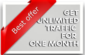 Give unlimited visitor for 60 days