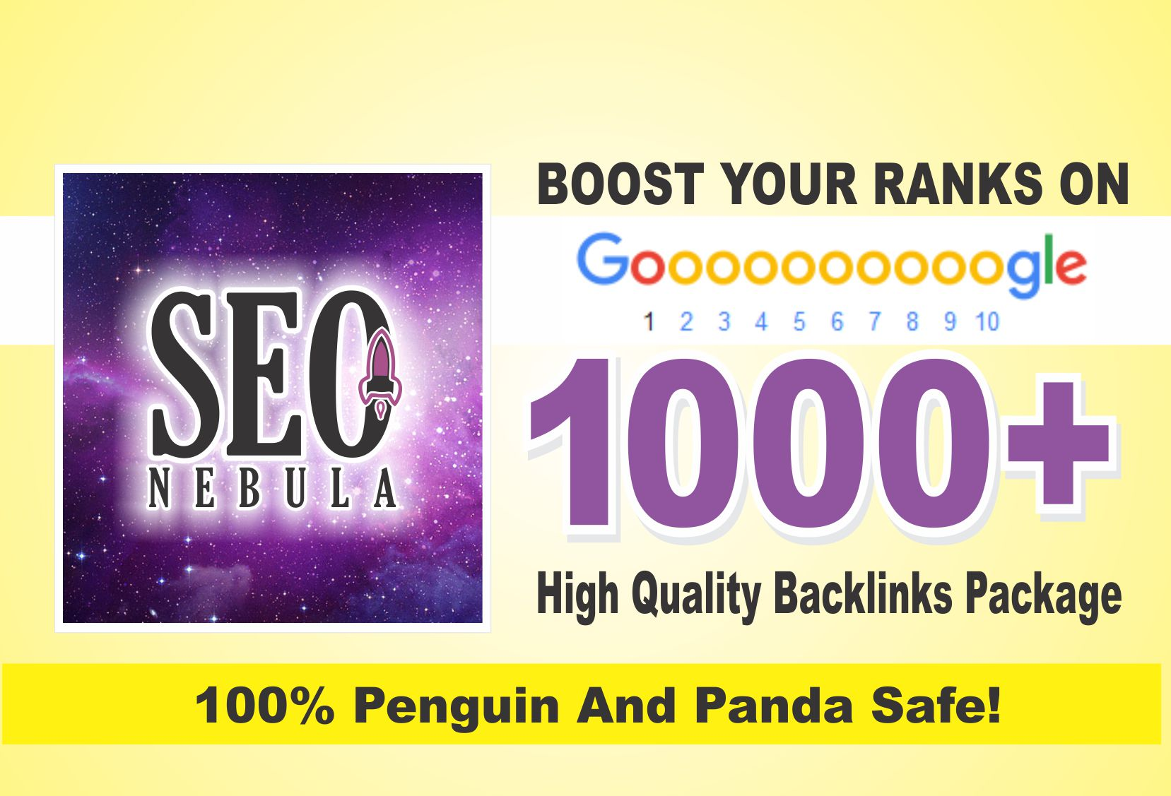 I will create 1000+ GSA High Quality PR 1 to PR 9 Backlinks