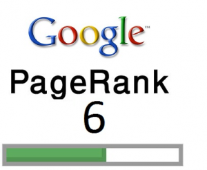 Pagerank 6 Homepage Content Link