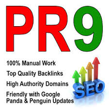 '25' PR9 & 25 Edu-Gov Safe SEO High Pr Backlinks only