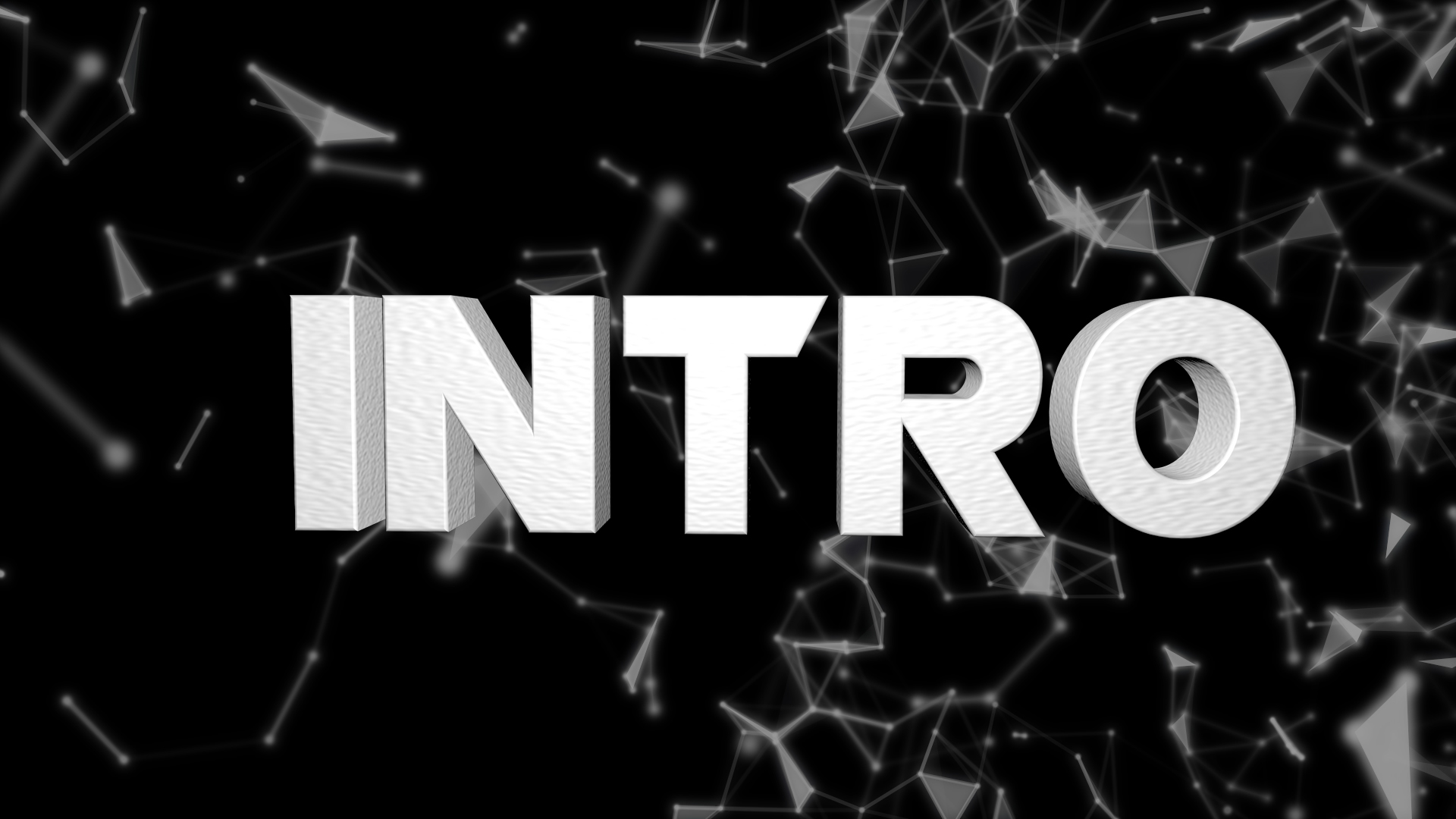 create an amazing HD intro video for you