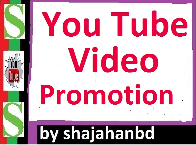 YouTube Video Promotion Marketing