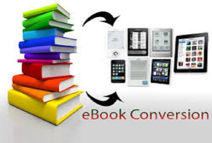 I Will Do Kindle Formatting Conversion From Any File Formats