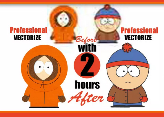 vectorize or edit your design