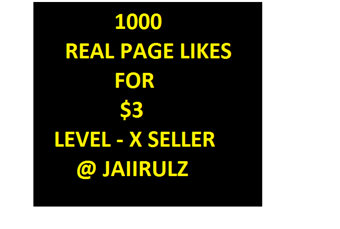 1000 FAST book PAGE LIKES
