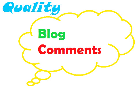 Big Offer 65 Blog Comments Dofollow Links Manully Website ranking