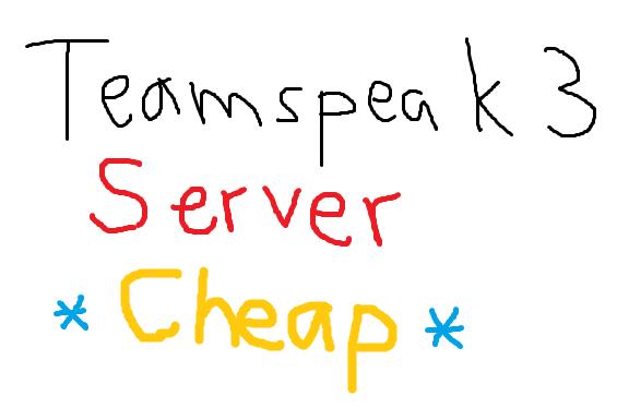 teamspeak 3 server more than 32 slots