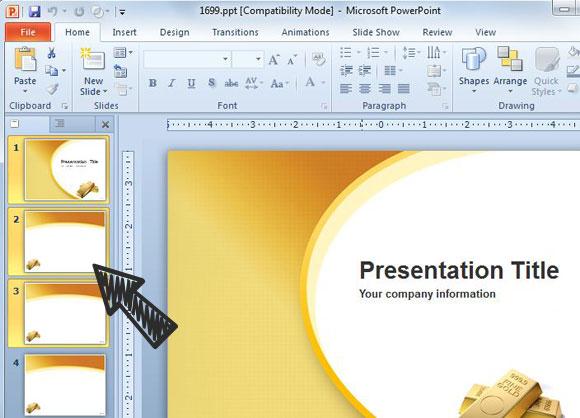 create 10 slides powerpoint presentation for 5 seoclerks