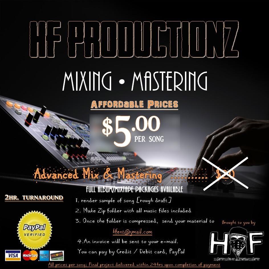 HFP Mixing & Mastering