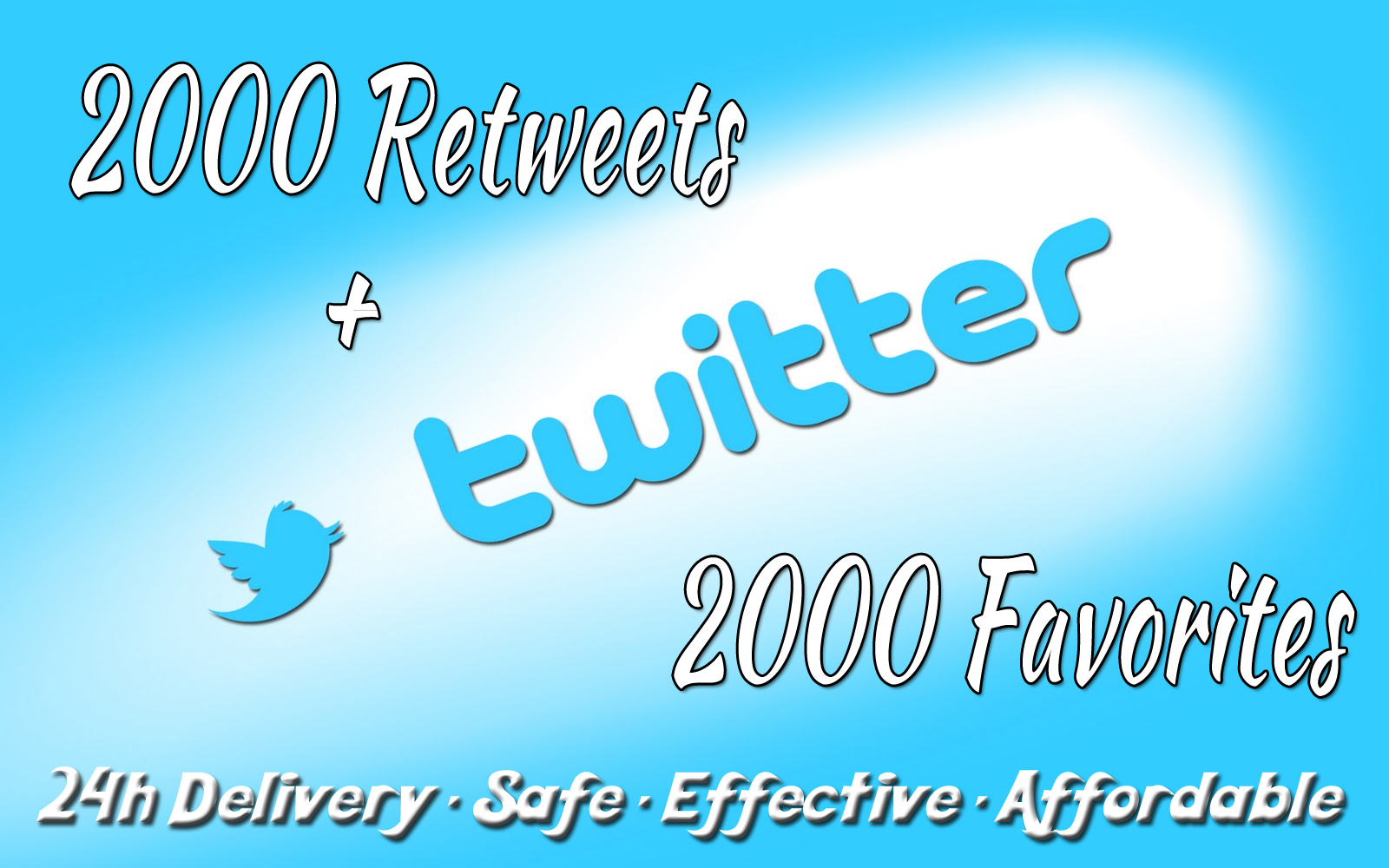 Buy retweets and favorites