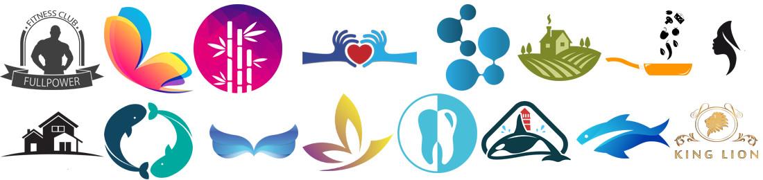Create a professional modern logo