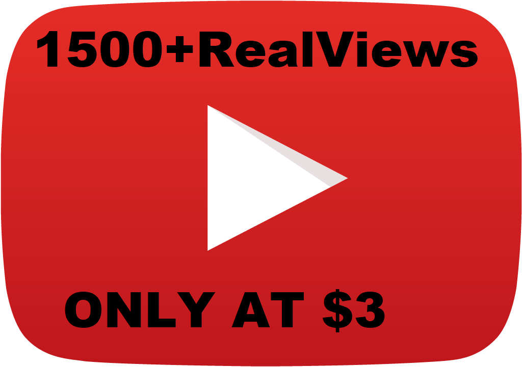 Instant 3000+ You_Tube Video Watchers with HR Promotion