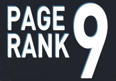 Permanent dofollow backlink from PR7-PR9 sites