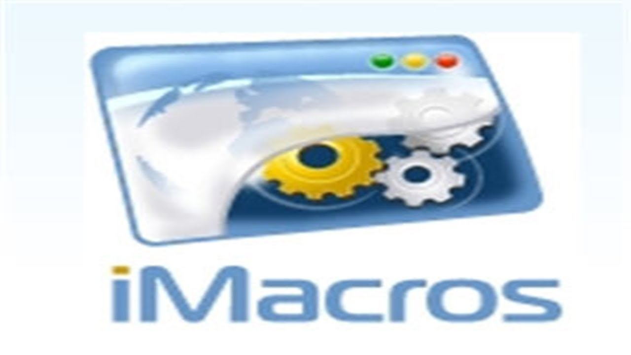 I will create any iMacro for you for social media social exchange