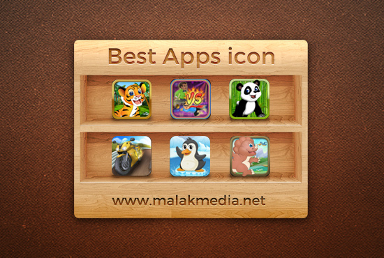 I will design mobile app ICON for android or iphone