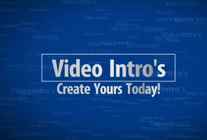 I Will Give You High Quality Video intro for $3 - SEOClerks