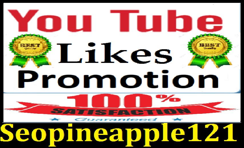 Increase Video Likes via natural in social way