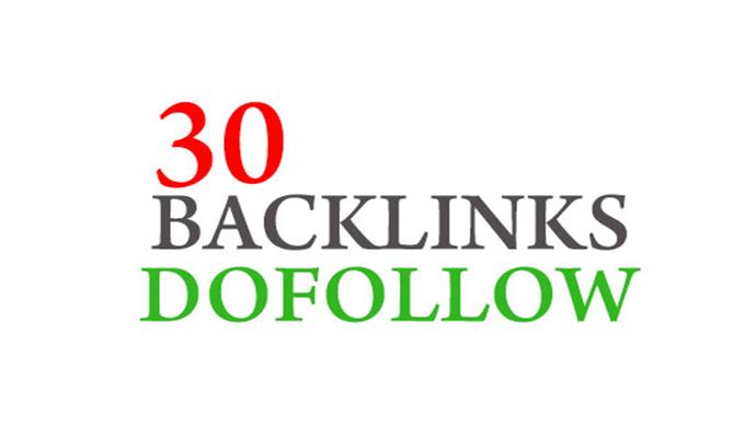 I will manually 30 PR4 to 9PR High PR Backlinks Permanent Dofollow