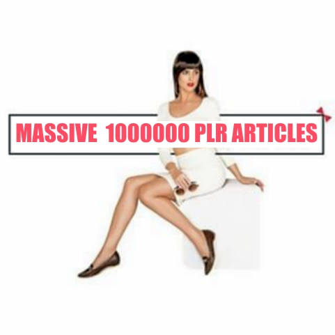 I will send you my Massive 1000000 PLR Article Collection,