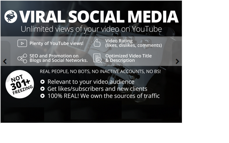 promote YouTube video UNLIMITED views opportunity wit...