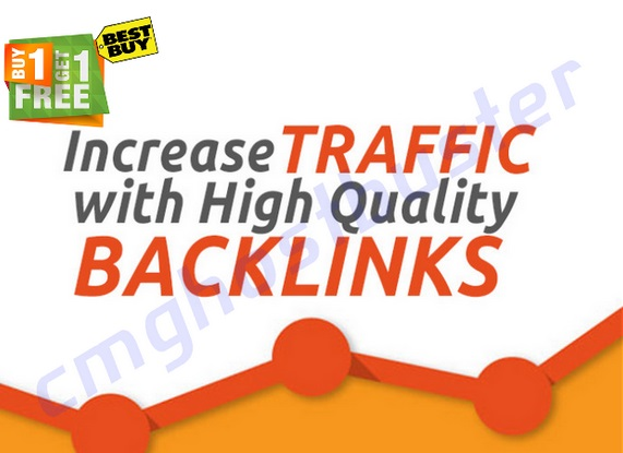25+ Seo Optimized Backlinks Dofollow high PR8-9. Buy 1 get 1 free.