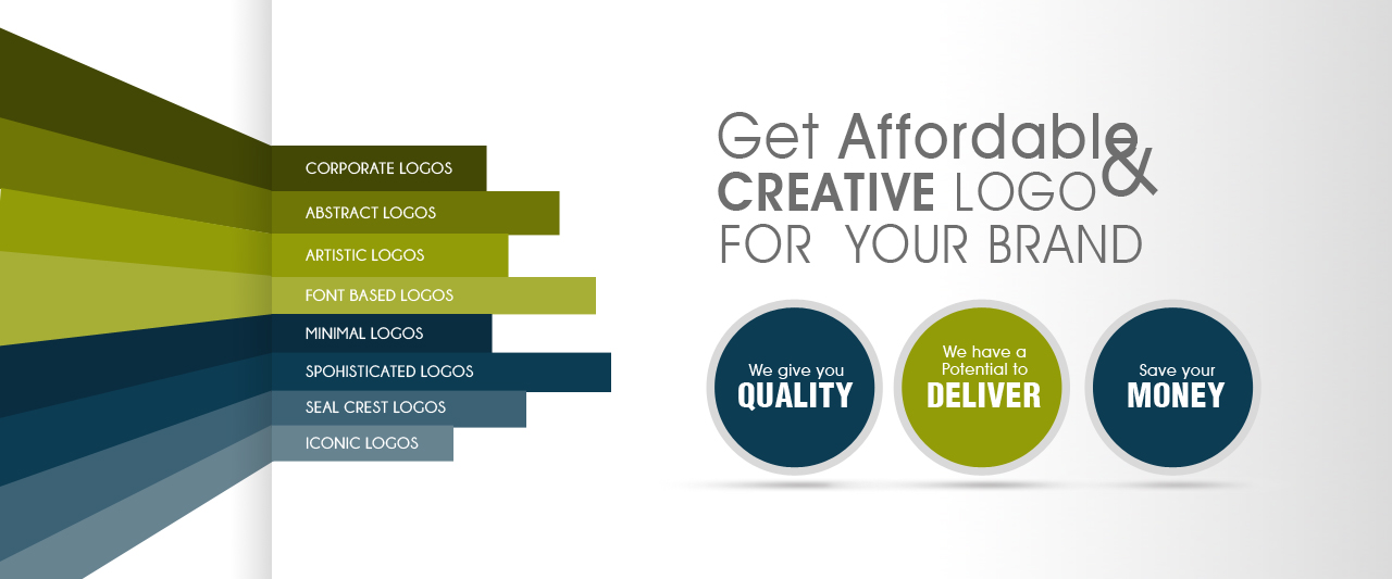Get Affordable & Quality Logos
