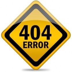 Customize 404 Page design