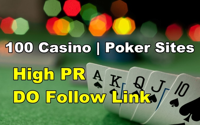 Do follow guest post on high quality Casino blog