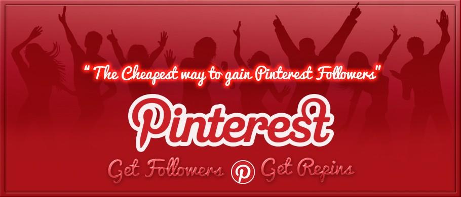 Pinterst Followers