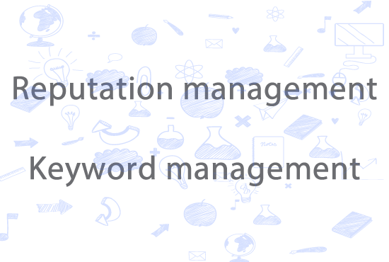Keyword Managment for 1 mounth