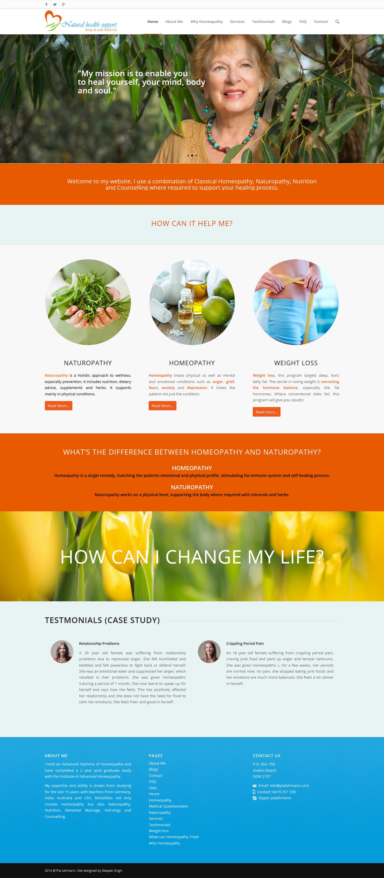 I will design a Professional 6 page SEO friendly Wordpress Website