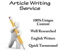I would provide you high quality professional articles