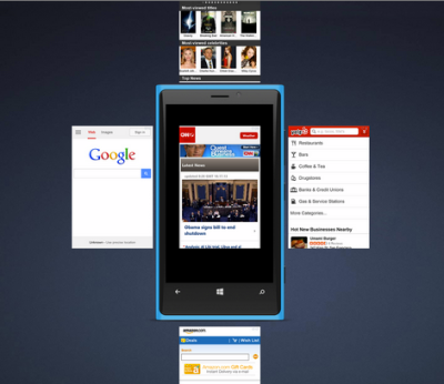 Create Windows Phone App for your websit