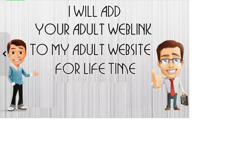 Add adult disclaimer to my website
